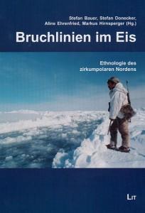 "Book cover ""Bruchlinien im Eis"""