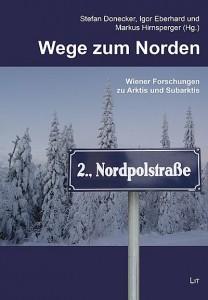 "Book cover ""Wege zum Norden"""